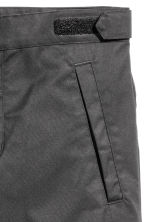 Shell trousers - Black - Kids | H&M 3
